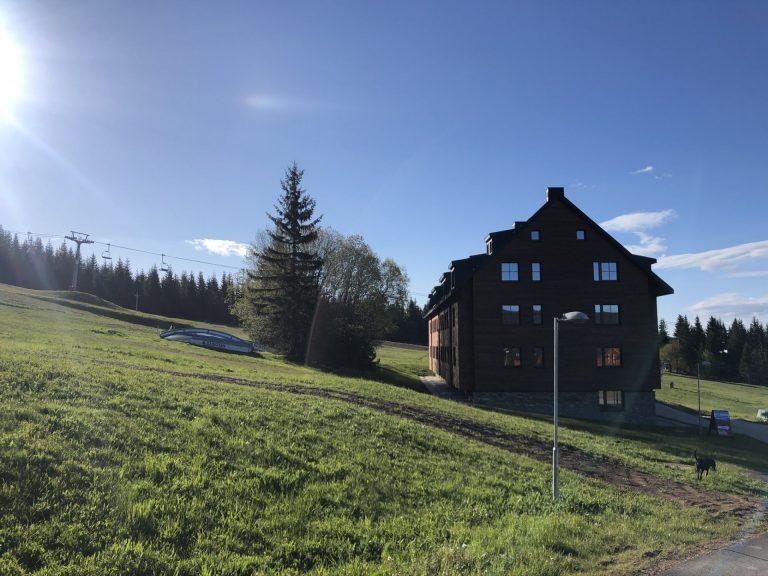 Horní Mísečky, Krkonoše